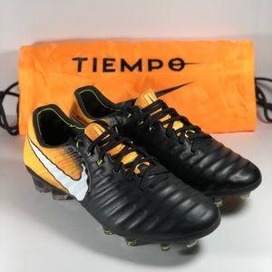 Men's Nike Tiempo VII 7 FG Soccer Cleats Size 6.5